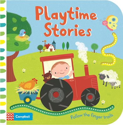 Book cover for Playtime Stories